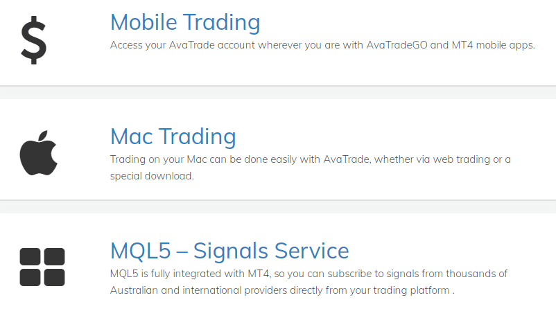 How to Trade with AvaTrade