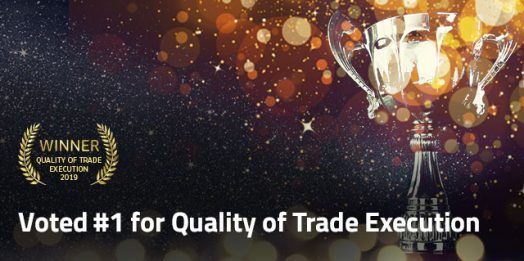 The Best for Quality of Trade Execution in 2019 Goes to FP Markets!