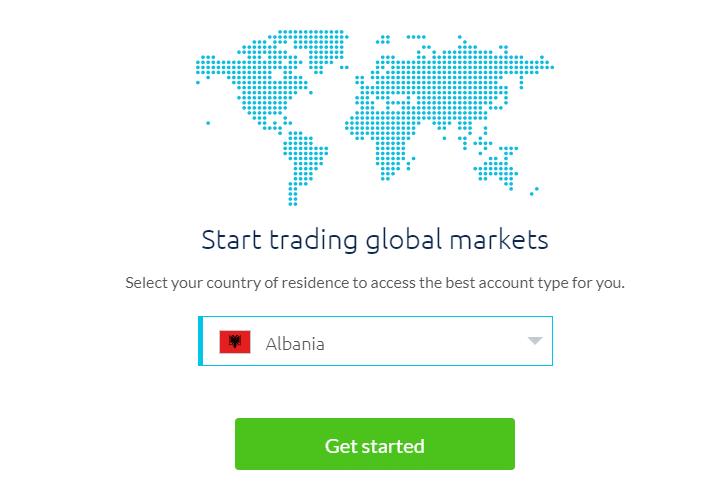 CMC Markets Demo Account -1
